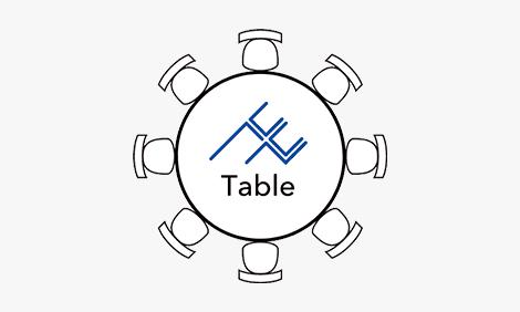 「テーブル」って何?
